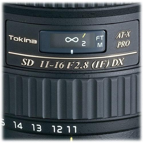 Tamron 11-16mm