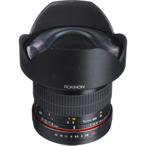 Rokinon14mm Lens in Pakistan