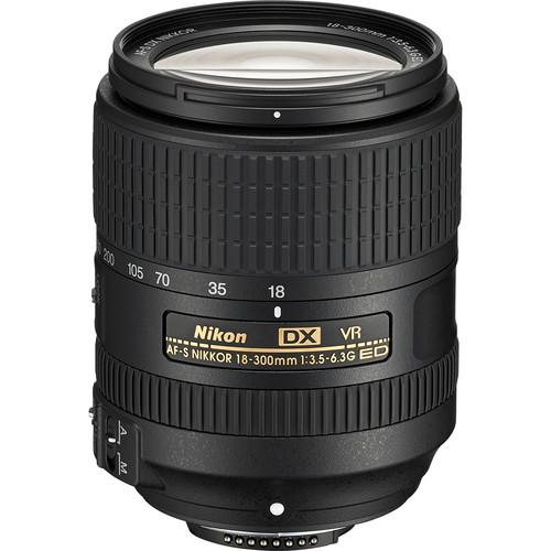 Nikon DX Lens