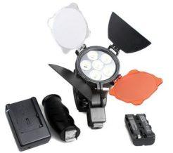 Video LED Light 5010 for DSLR/Camcorder-271