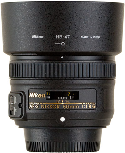 Nikon Portrait Lens