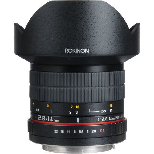 Rokinon 14mm Lens in Pakistan