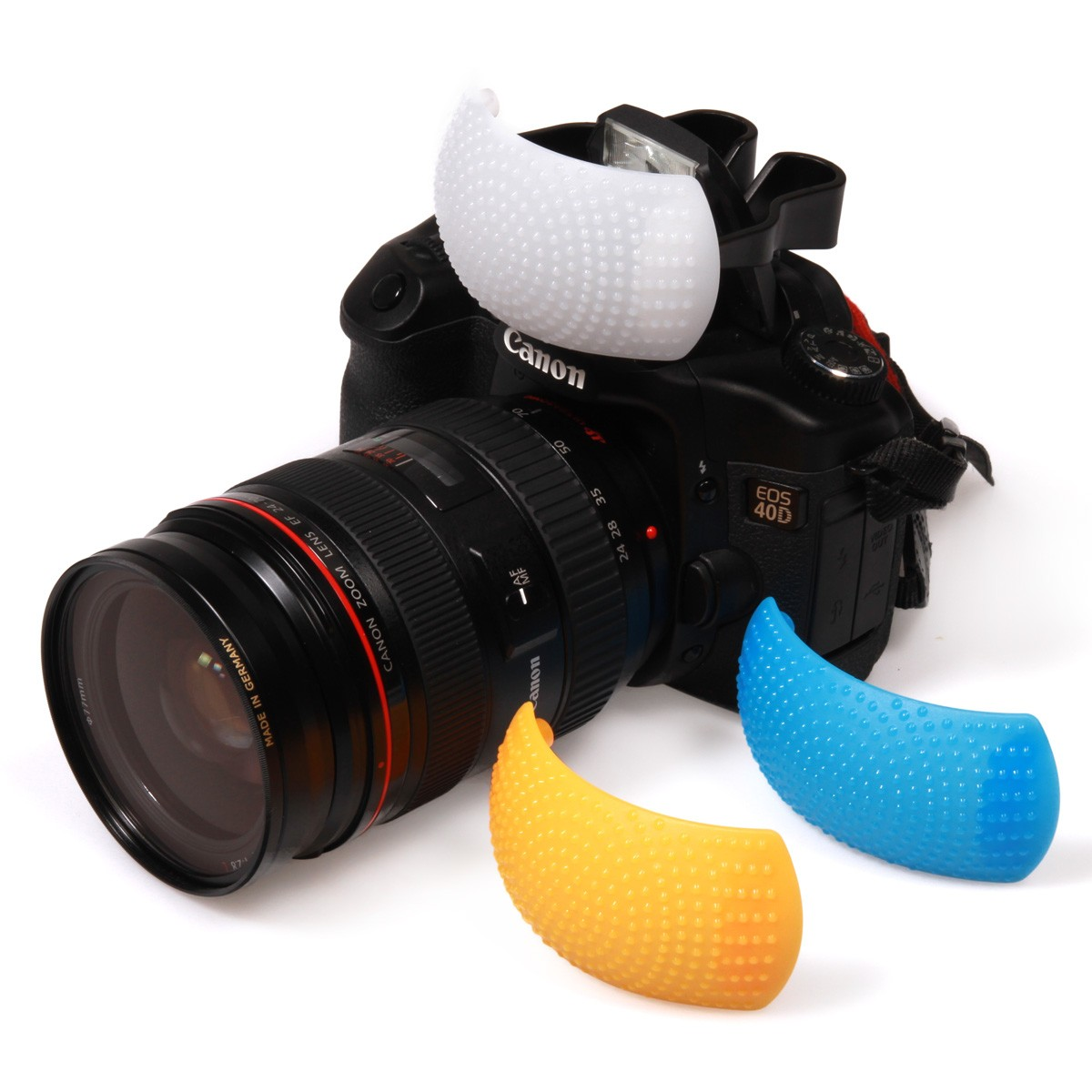 Pop Up Flash Diffuser For DSLR's Canon / Nikon-474
