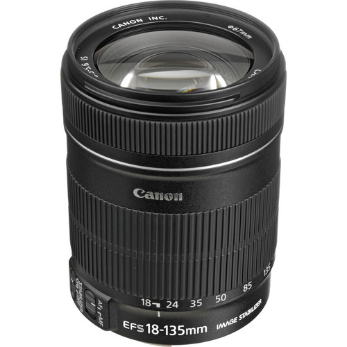 canon 18-135mm Lens in Pakistan