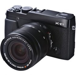 Fujifilm X-E1 Digital Camera Kit with XF 18-55mm f/2.8-4 OIS Lens (Black)-638
