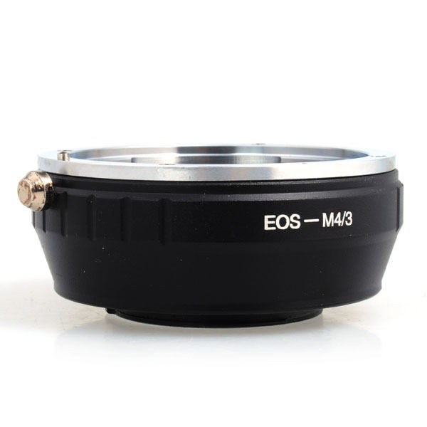 Canon EF EF-S Lens to Micro 4/3 Camera Adapter-852