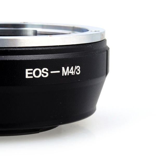 Canon EF EF-S Lens to Micro 4/3 Camera Adapter-856
