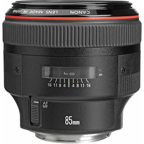 Canon 85mm