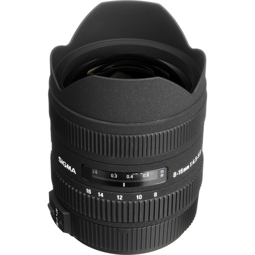 Sigma Wide Angle Lens