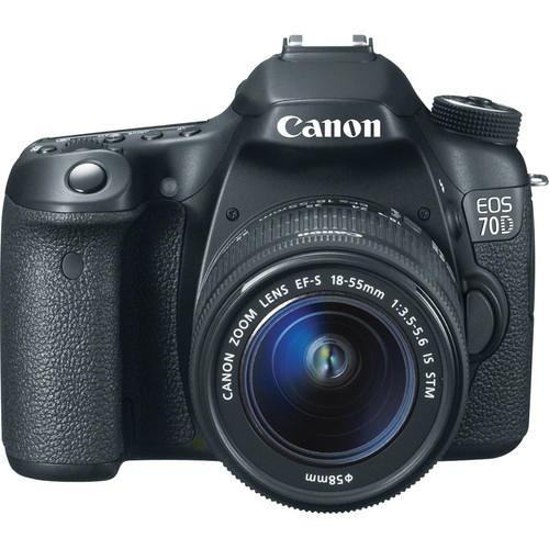 Canon 70D Price in Pakistan