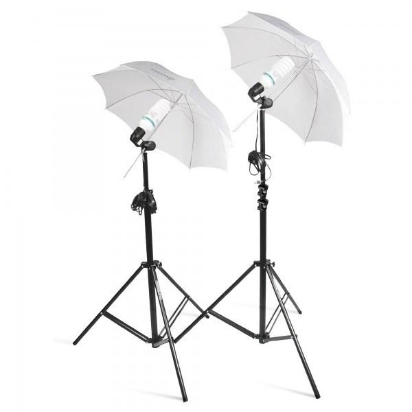 Studio Umbrella Continuous Lighting Kit