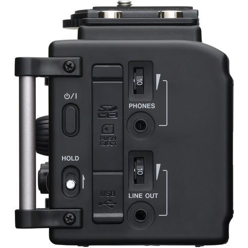 Tascam DR-60D 4-Channel Linear PCM Recorder-1471