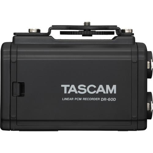 Tascam DR-60D 4-Channel Linear PCM Recorder-1473