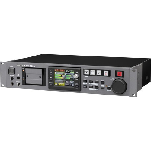 Tascam HS-4000 4-Channel Audio Recorder-1487