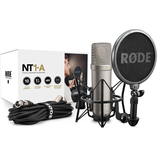 Rode NT1-A Price in Pakistan