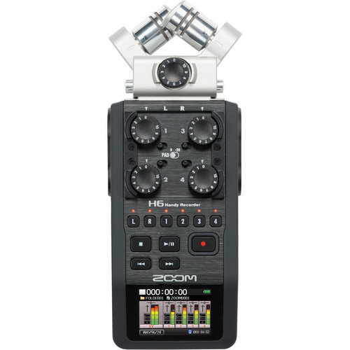 ZOOM H6 Sound Recorder