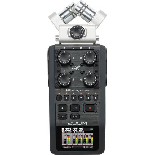 ZOOM H6 Sound Recorder
