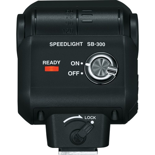 Nikon SB-300 AF Speedlight-1818