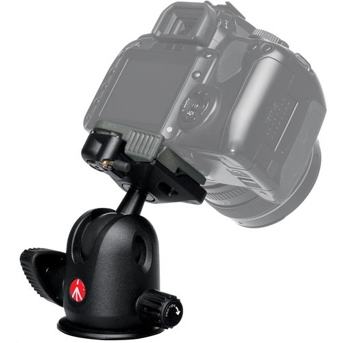 Manfrotto 496RC2 Compact Ball Head -1963