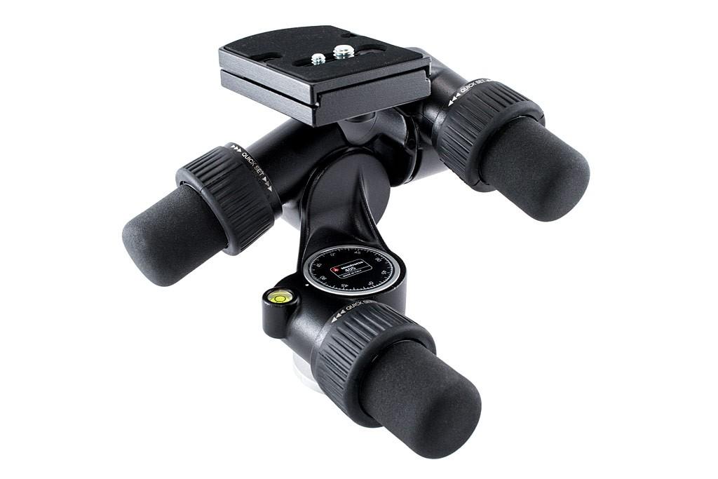Manfrotto 405 Pro Digital Geared Head -1985