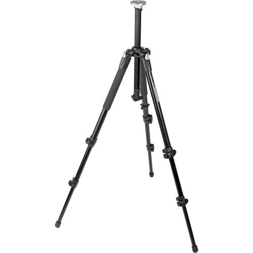 Manfrotto 190XB Tripod with 804RC2 3-Way Pan/Tilt Head Kit-2031