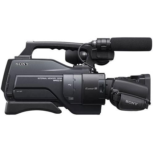 Sony DCR-SD1000E Handycam Shoulder-Mount Flash Memory PAL Camcorder-2200