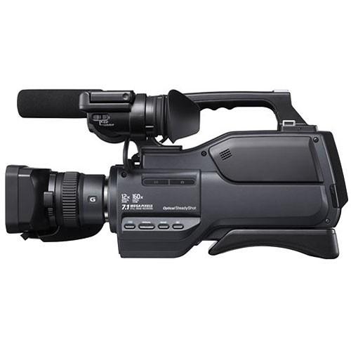Sony DCR-SD1000E Handycam Shoulder-Mount Flash Memory PAL Camcorder-2201