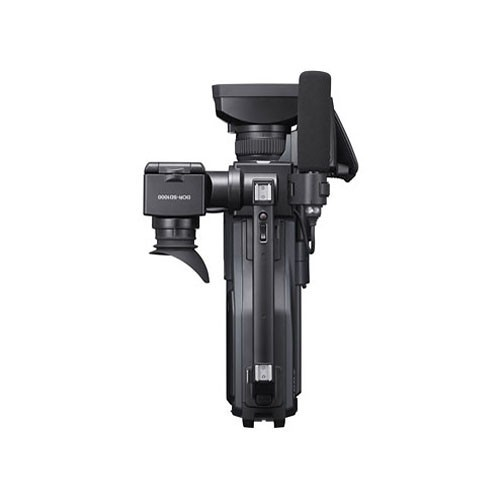 Sony DCR-SD1000E Handycam Shoulder-Mount Flash Memory PAL Camcorder-2204