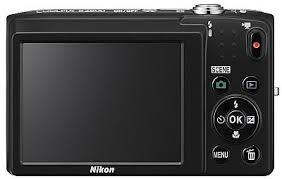 Nikon Coolpix S2800 Digital Camera-2305