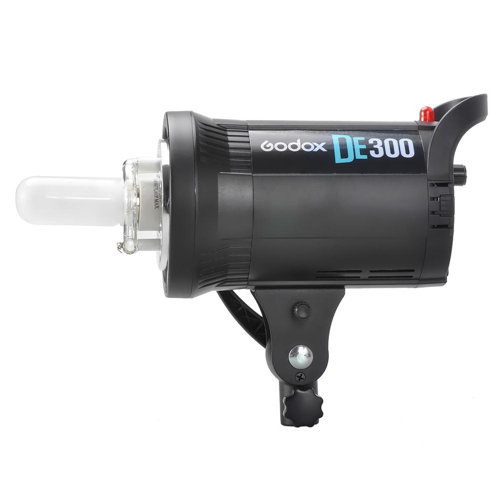 Godox DE-300 Compact Studio Flash Strobe Light-2316