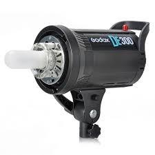 Godox DE-300 Compact Studio Flash Strobe Light-2318