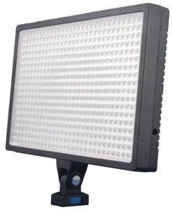 camera led light