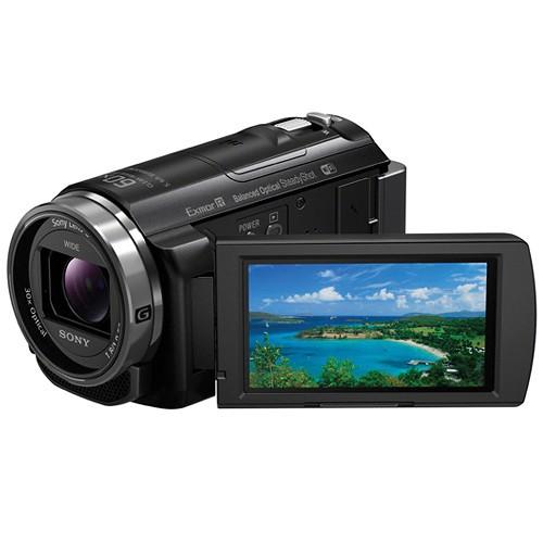 Sony 32GB HDR-PJ540 Full HD Handycam Camcorder Built-in Projector (Black)-2645