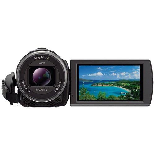 Sony 32GB HDR-PJ540 Full HD Handycam Camcorder Built-in Projector (Black)-2646