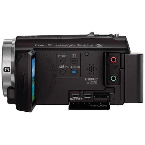 Sony 32GB HDR-PJ540 Full HD Handycam Camcorder Built-in Projector (Black)-2647