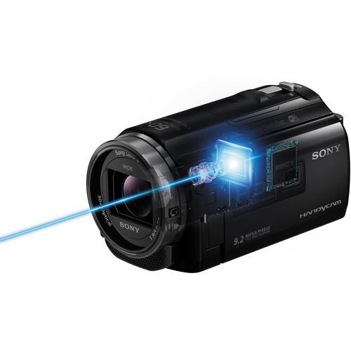 Sony 32GB HDR-PJ540 Full HD Handycam Camcorder Built-in Projector (Black)-2650