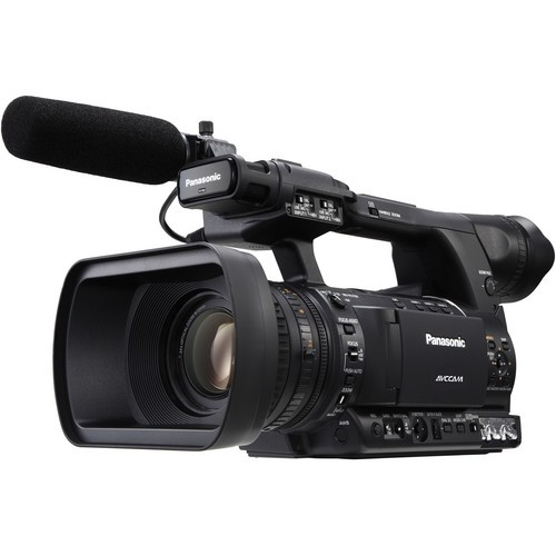 Panasonic AG-AC130 AVCCAM HD Handheld Camcorder-2656