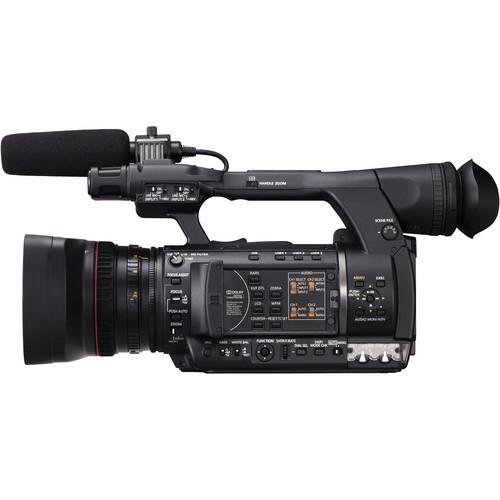 Panasonic AG-AC130 AVCCAM HD Handheld Camcorder-2657