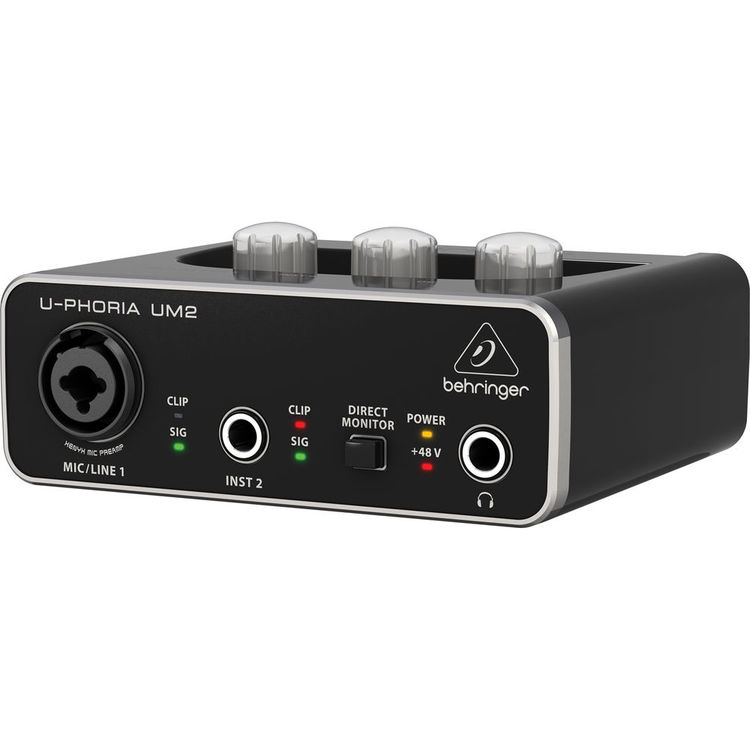 behringer audio interface