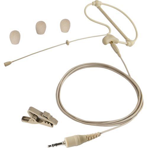 Headworn Condenser Microphone