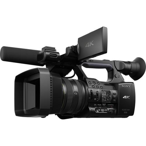 Sony 4k Camcorder