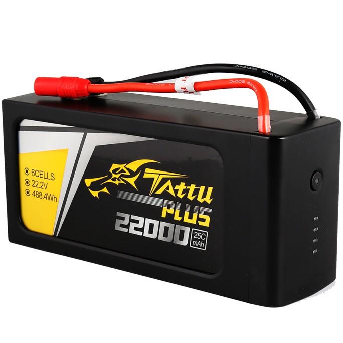 tattu plus battery pack