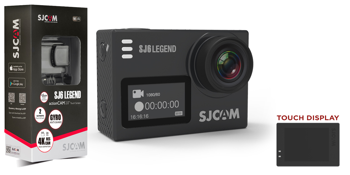 SJCAM SJ6 Legend Price in Pakistan