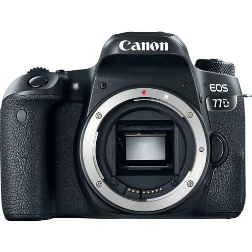 Canon 77D DSLR Camera