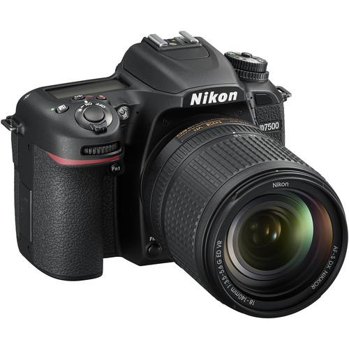 D7500 DSLR Camera in Pakistan