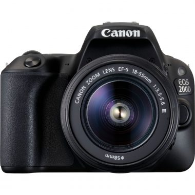 Canon 200D Price in Pakistan