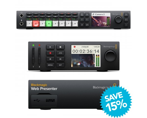 Blackmagic Broadcast Bundle