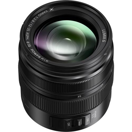 Panasonic 12-35mm Lens