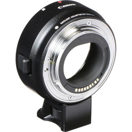 Canon EF-M Lens Adopter