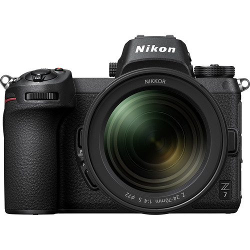 Nikon Z7 Price in Pakistan